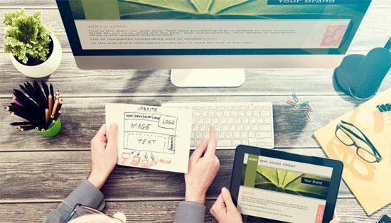 Importancia de contratar una agencia de diseño web en Bilbao